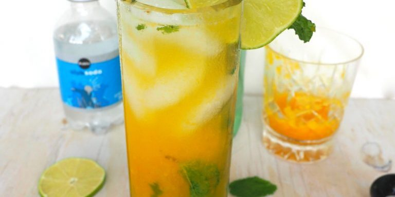 Mango Mojito Everyday Gourmet With Blakely Quick Cocktail Recipes,Non Dairy Cheesecake