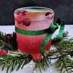 cocktail recipe for christmas, christmas inspired cocktail, cocktail recipes for christmas, cranberry cocktail recipe, cocktail recipe with cranberry and vodka, vodka cocktails, cocktail recipes with clove, christmas recipes, easy christmas cocktail ideas