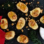 easy crostini recipe, quick crostini recipe, 5 minute appetizers, 5 minute gourmet appetizer, easy appetizer recipe, fig appetizer recipe, easy fig appetizer recipe, quick fig appetizer recipe, holiday fig appetizer recipe, holiday fig recipes, easy brie recipes, easy brie appetizer recipe, easy brie appetizer, quick brie appetizer, baked brie recipe, holiday recipes ideas, quick holiday recipes, Christmas appetizer recipe, easy Christmas appetizer ideas, easy appetizer recipe in 10 min, free online appetizer recipe, fig and brie recipe, easy fig and brie appetizer recipe, quick fig and brie recipe, appetizer ideas for the holidays, holiday party appetizer, easy holiday party appetizers