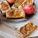easy apple recipes, apple breakfast recipe, apple breakfast pastries, breakfast pastries using apple, apple recipes, apple breakfast ideas, fall breakfast recipes, autumn breakfast recipe, autumn baking recipes, apple recipes, puff pastry breakfast recipes,