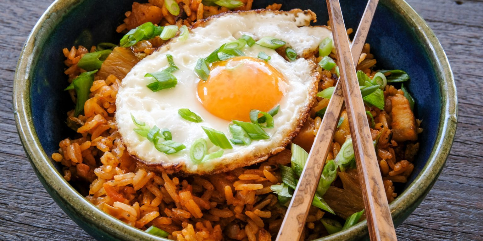 Kimchi Fried Rice Everyday Gourmet With Blakely Dinner Recipes