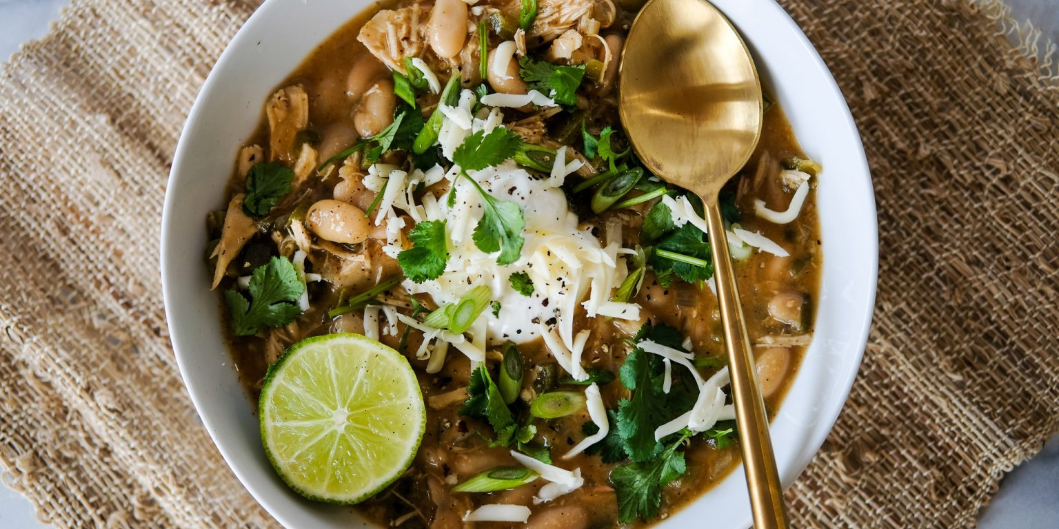 White Chicken Chili Everyday Gourmet With Blakely Soup Recipes