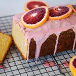 blood orange cake, how to make a blood orange cake, easy blood orange cake, easy baking recipes, valentines day dessert recipes, easy dessert for valentines day, citrus cake, quick citrus cake, citrus loaf cake