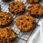 healthy breakfast pumpkin cooking, healthy cookies, breakfast cookies, healthy breakfast cookies for fall, pumpkin cookies, healthy pumpkin cookies, oatmeal breakfast cookies, pumpkin spice cookies