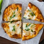 buffalo chicken pizza, how to make buffalo chicken pizza, premade crust buffalo chicken pizza, easy buffalo chicken pizza recipes, super bowl recipes, easy superbowl recipe, easy recipes for super bowl, appetizer recipes for super bowl, easy recipes for super bowl party