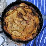 puff pancake, dutch baby, how to make a dutch baby, how to make a puff pancake, cinnamon apple pancake, pancake recipe with apples, apple pancake recipe, baked pancake, baked pancake recipe, easy baked pancake recipe, quick breakfast recipe for family, autumn inspired breakfast, fall inspired breakfast, breakfast recipe for fall, breakfast recipe for autumn, cinnamon apples, cinnamon apples breakfast recipe, breakfast recipes, easy breakfast recipes, free online breakfast recipes, free online pancake recipes,