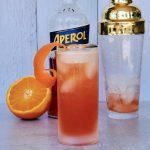 bourbon cocktail, easy bourbon cocktail, quick bourbon cocktail, bourbon aperol cocktail, aperol cocktail, aperol cocktail recipes, quick aperol cocktails, summer bourbon cocktails, bourbon orange cocktail, aperol orange cocktail, cocktails,