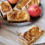 easy apple recipes, apple breakfast recipe, apple breakfast pastries, breakfast pastries using apple, apple recipes, apple breakfast ideas, fall breakfast recipes, autumn breakfast recipe, autumn baking recipes, apple recipes, puff pastry breakfast recipes,