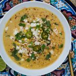 mexican street corn, how to make mexican street corn, how to make mexican street corn soup, mexican street corn soup recipe, easy corn soup recipe, corn soup, easy corn soup