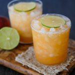 margarita, margarita recipe, easy margarita recipe, quick margarita recipe, peach cocktail, peach margarita, peach margarita recipe, homemade peach margarita recipe, tequila and peach cocktail, tequila and peach margartia
